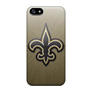 Waterdrop Snap-on New Orleans Saints Case For Iphone 5/5s