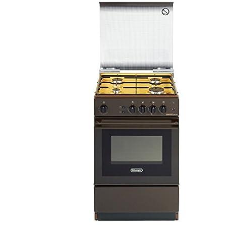 DeLonghi SGGK 554 N - Cocina (Cocina independiente, Marrón ...