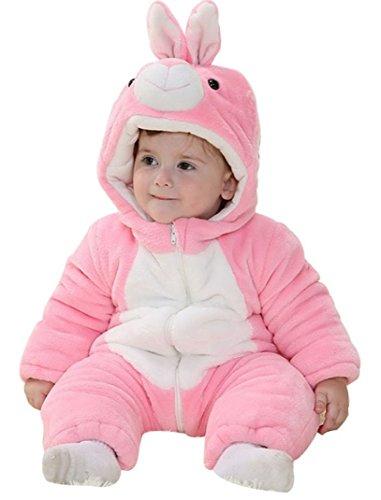 Baby Romper Onesie Bunny 12-18M