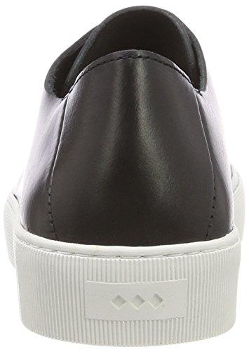 Royal RepubliQ Doric Unbound Derby Shoe, Sneaker Donna Schwarz (Black 01)