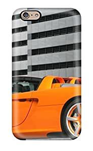 New Premium Cody Elizabeth Weaver Orange Car In An Underground Parking Skin Case Cover Excellent Fitted For Iphone 6 by mcsharks