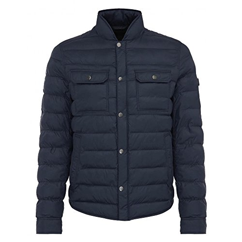 Hugo Boss Men's Hugo Boss Orange Men's Dark Blue Orin Jacket