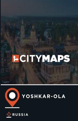 City Maps Yoshkar-Ola Russia