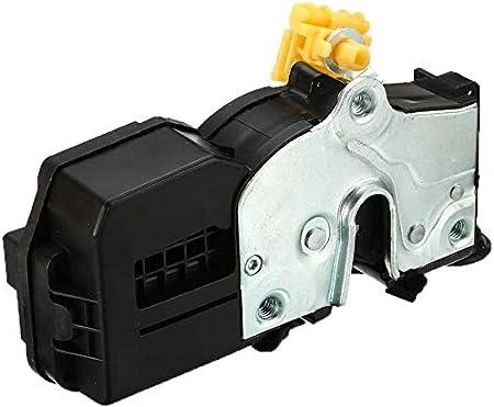 Door Lock Actuator w//Latch Assembly Fits for 10-14 CHEVROLET SILVERADO SUBURBAN GMC SIERRA YUKON Rear Left Replaces OEM 22741781 22862036 72112-1 22785479