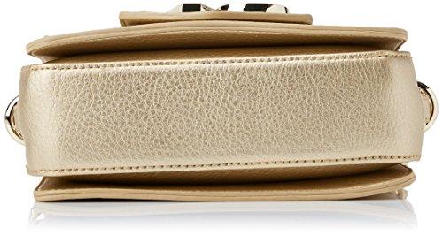 Versace Jeans Ee1vrbbc1 E70034, Borsa a Tracolla Donna, 6x13.5x18 cm (W x H x L) Oro