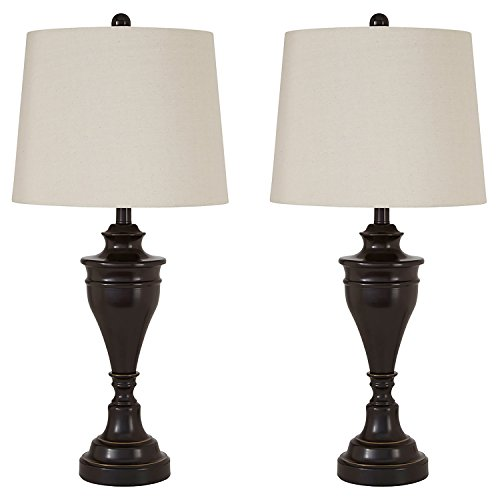 Ashley Furniture Signature Design Darlita Table Lamps Set Of 2