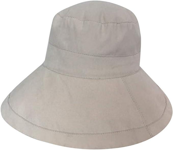 LOPILY Sombrero para el Sol Elegantes Sombreros de Verano de ala ...