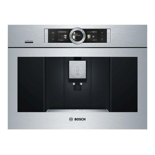 Bosch BCM8450UC BCM8450UC 24'' UL Listed Built-In Coffee Machine with 12 Modes: Stainless Steel