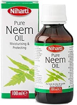 niharti aceite de neem 100ml
