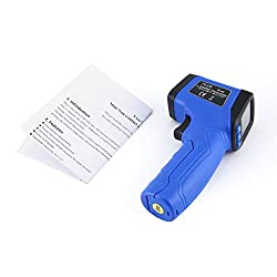 Anyilon Flus Ir 88 Mini Non Contact Laser Digital Termometer Infrared Ir Thermometer Surface Temperature Thermometer Device Pyrometer