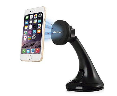 Cheap Car Cradles & Mounts Car Mount, Magnetic Phone Holder for Windshield and Dashboard - Universal for..