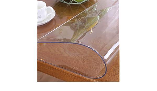 Skkyer Mantel de Vinilo de 3 mm de Grosor, Protector de Escritorio ...