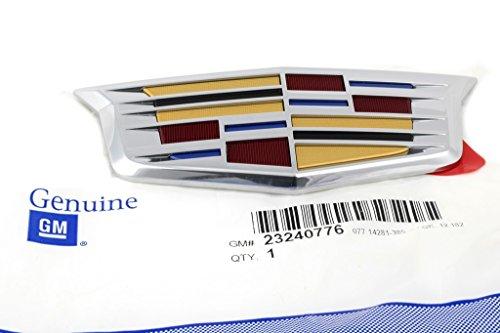 OEM NEW Rear Trunk Decklid Emblem Badge Nameplate 2015 Cadillac ELR 23240776
