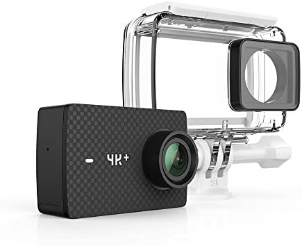 Amazon.com : YI 4K+/60fps Action Camera with Waterproof Case, Plus ...