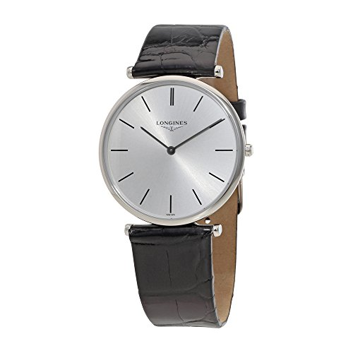 Longines La Grande Classique Silver Dial Mens Watch L4.755.4.72.2