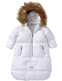 b170686e6 Girls Boys Newborn Infant Baby Puffer Carbag Pram Bag Snowsuit Bunting