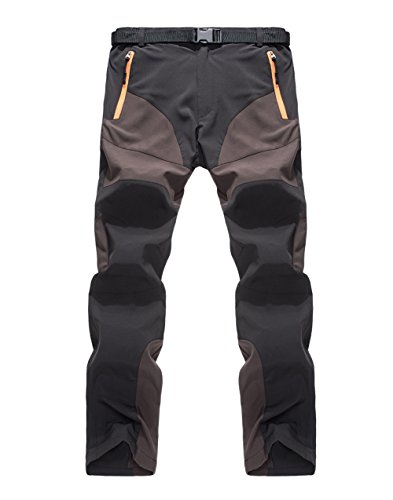 aacbe5a3a263 XARAZA Men s Quick Dry Hiking Pants Breathable Windproof Outdoor Sports  Trekking Trousers (W29