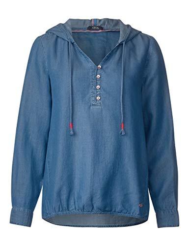 10281 Blue Blu Camicia Donna mid Wash Cecil 17nvWv