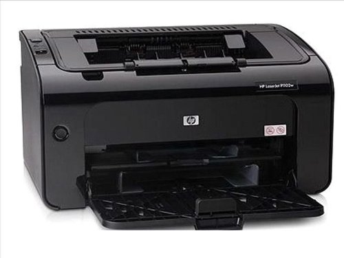 HP LaserJet Pro P1102W Mono Laserdrucker (WLAN, 8MB Speicher, USB 2.0) schwarz Hewlett Packard CE657A Schwarz-Weiss-Drucker