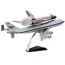 1/144 Space Shuttle w/747-100SCA (shuttle carrier aircraft) (Japan import / The package and the manual are written in Japanese)