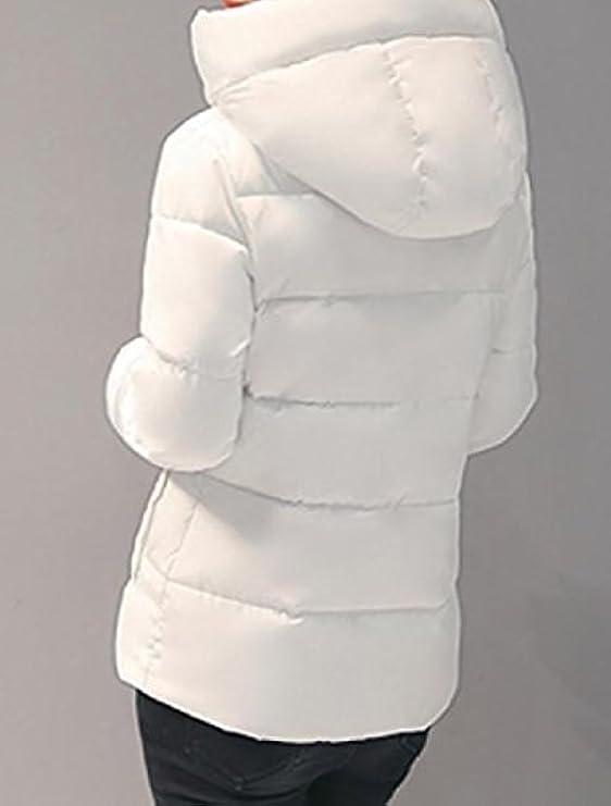 Maniche Lunghe E Tasche Bottoni Zip Xi A Donna Sheng Con Cappuccio gxIz4tqO4w