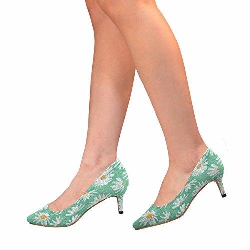 Modello Di Scarpe Da Donna Low Cost Con Gomito A Punta Di Ginocchiera Womens Low Cost Modello Multi 1
