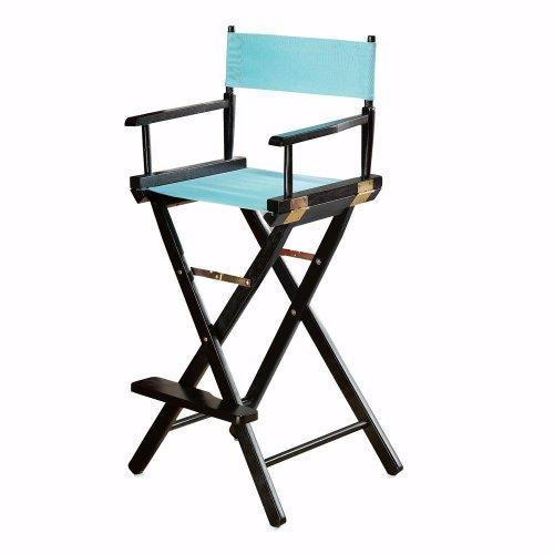 Amazon.com Directors Chair Tall Frame / Bar Stool Frame 30 H BLACK Kitchen u0026 Dining  sc 1 st  Amazon.com & Amazon.com: Directors Chair Tall Frame / Bar Stool Frame 30