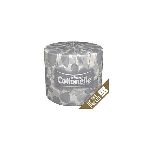 Kimberly Clark Professional KLEENEX COTTONELLE Standard Roll Tissue - One Pallet Of 28 Cartons - BMC-KCC 17713PL