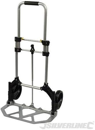 Silverline 633565 Diable pliant 70 kg