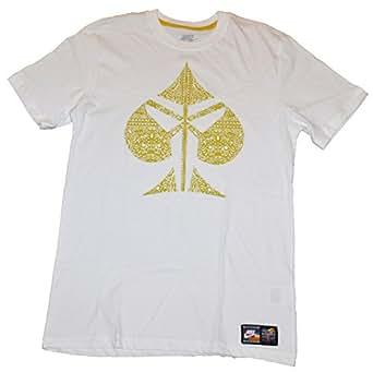 Nike Men's Spade Shirt, Organic Cotton Kobe 2X-LRG