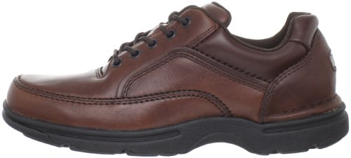 Amazon.com | Men's Rockport, Eureka casual oxfords BROWN MEDIUM 14 M |  Walking
