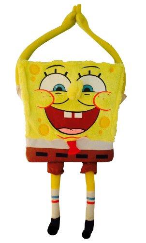 Spongebob Squarepants Plush Basket Easter