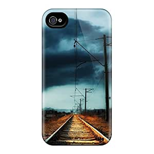 Quality Mialisabblake Case Cover With Armenia Gyumri Storm Nice Appearance Compatible With Iphone 4/4s