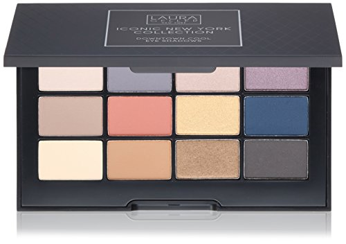 Laura Geller New York Iconic New York Collection Eye Shadow Palette -  PAL011R1P