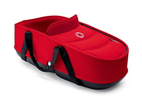 Bugaboo-Bee3-Bassinet-Tailored-Fabric-Red