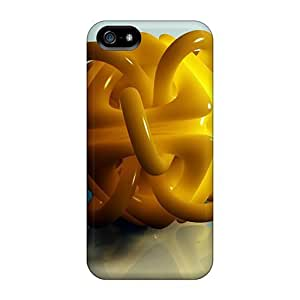 New Premium Phone Case Knot Skin Case Cover Excellent Fitted For Iphone 5/5s