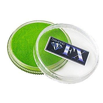 Diamond FX Essential Face Paint - Light Green (32 - Diamond Faces