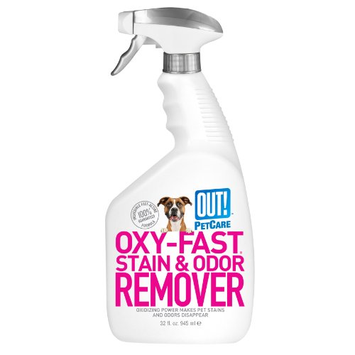 OUT! Oxygen Activated Pet Stain and Odor Remover, My Pet Supplies
