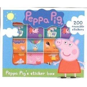 Peppa Pig: Caja Etiqueta (importación Inglés): Amazon.es: Juguetes ...