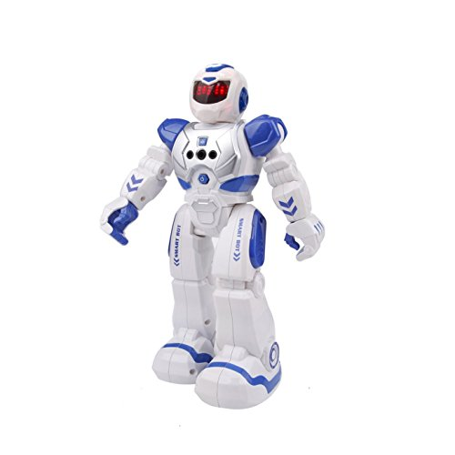 R2 D2 Voice Commands (Remote Control RC Toy Robot Interactive Walking Singing Dancing for Kids Boys Girls Gifts, Programmable Gesture Sensing Robot Toys)