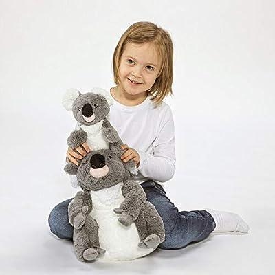 IKEA SÖTAST Plush Soft Toy, Koala with a Baby Koala, 9 ¾