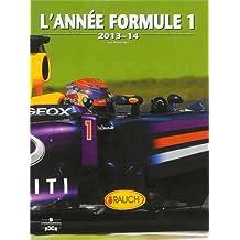 L' année formule 1 2013-2014