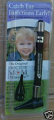 Original Doctor Mom Otoscope