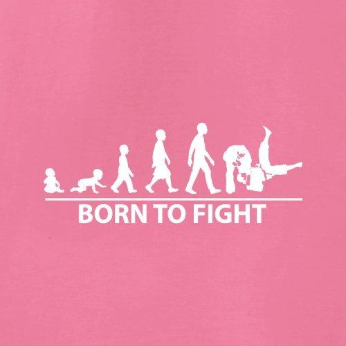 Born Fight To Barbe Unisex Couleur Dressdown Rose À Papa Pull Judo 12 aAdwEq1