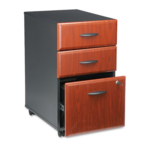 Series A: 3 Drawer Mobile Pedestal
