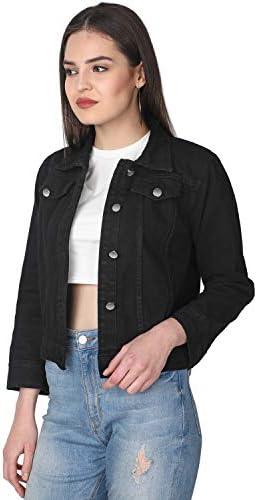 Shocknshop Women's Solid Jacket (Pack of 1)