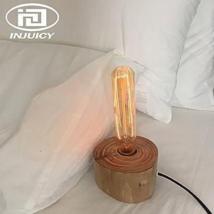 Injuicy Iluminación Lámparas de mesa Ático vintage ...