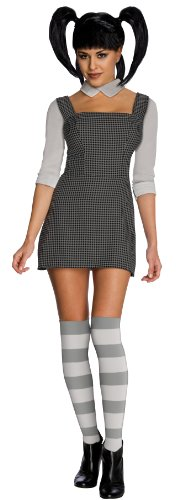 Secret Wishes Frankenweenie Elsa Van Helsing Costume, Black, Small]()