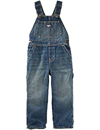 OshKosh B'gosh Baby Boys' Brooklyn Wash Overalls