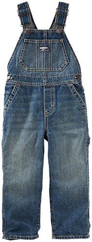 OshKosh B'gosh Boys Overall 21790311, Denim, 3T - Jeans Oshkosh Kids